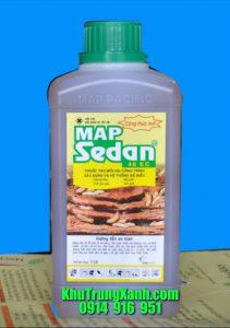 MAP SEDAN 48EC Thuốc diệt mọt, diệt mối , phòng chống mối từ Singapore