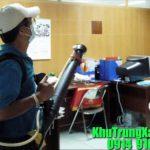 Dịch vụ khử khuẩn - Phun thuốc diệt khuẩn - Khử trùng nhà , văn phòng