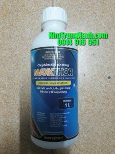 MAXXTHOR 100 thuốc diệt muỗi , diệt côn trùng tốt từ Mỹ