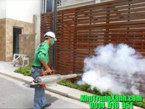 Công ty phun sát trùng kho - dịch vụ phun xịt côn trùng