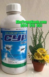 CYP 10EC thuốc diệt ruồi , muỗi , kiến , gián hiệu quả giá rẻ -thuốc phun xịt kho
