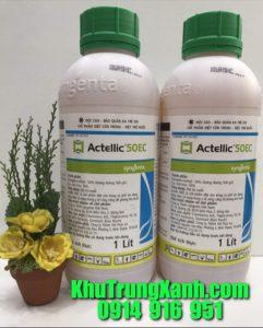 ACTELIC 50EC thuốc diệt mọt nông sản phun mọt kho hàng hiệu quả nhất