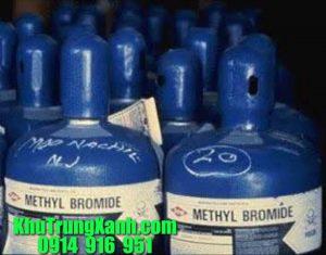 Metyl Bromide 98% – Thuốc xông hơi khử trùng – Thuốc hun trùng mạnh