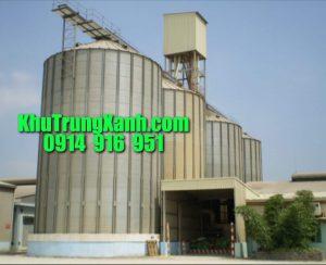 khử-trùng-hàng-trong-silo