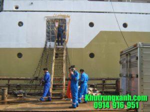 khử-trùng-tàu-biển-tại-cảng-vũng-tàu