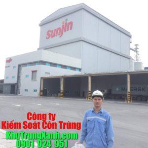 kiểm-soát-côn-trùng-dịch-hại-tại-nhà-máy-sunjin