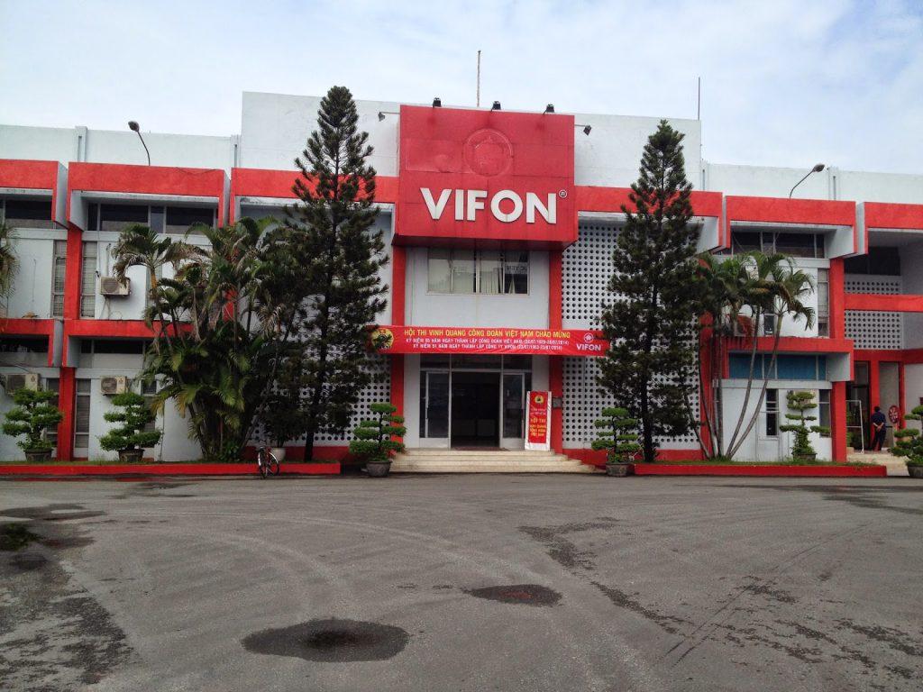 Khử trùng , Phun côn trùng nhà máy sản xuất thực phẩm VIFON Hải Dương