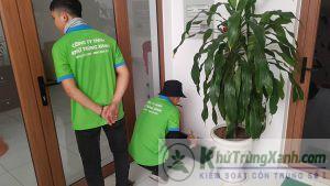 Kiểm soát côn trùng dịch hại cho khách sạn Hotel
