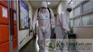 Công ty dịch vụ phun thuốc khử trùng , sát trùng , tiệt trùng