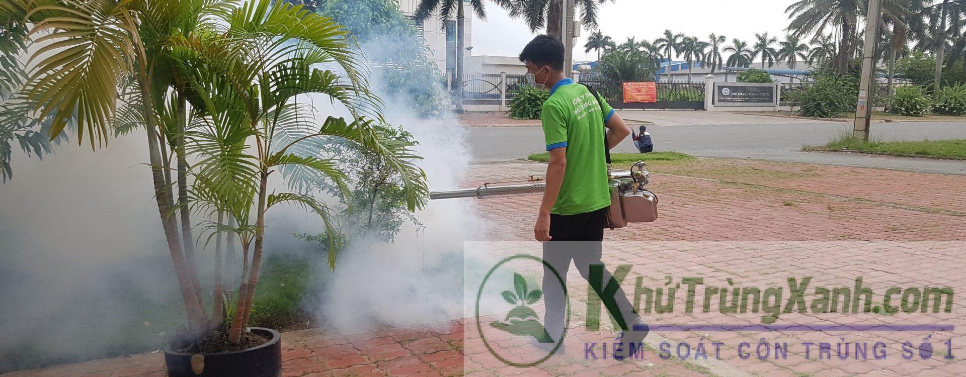 phun diệt côn trùng giá rẻ