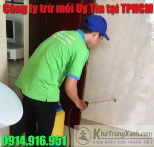 Công ty diệt mối , trừ mối tốt nhất tphcm ( Sài Gòn )