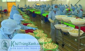 Nhà máy doanh nghiệp thực phẩm