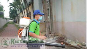 công ty phun thuốc muỗi tại tphcm