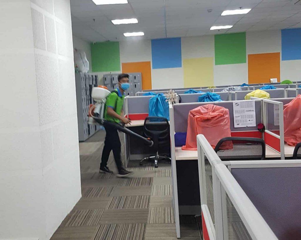 Công ty dịch vụ diệt côn trùng tại Hà Giang