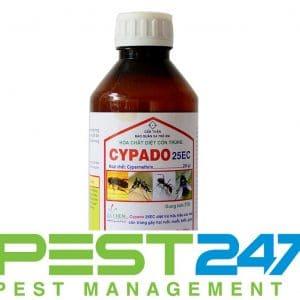 Thuốc Cypado - 25ec