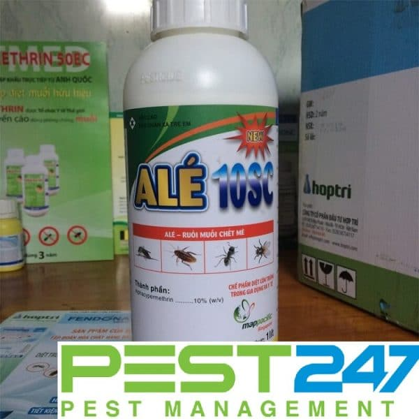 Thuốc diệt côn trùng ALE 10SC