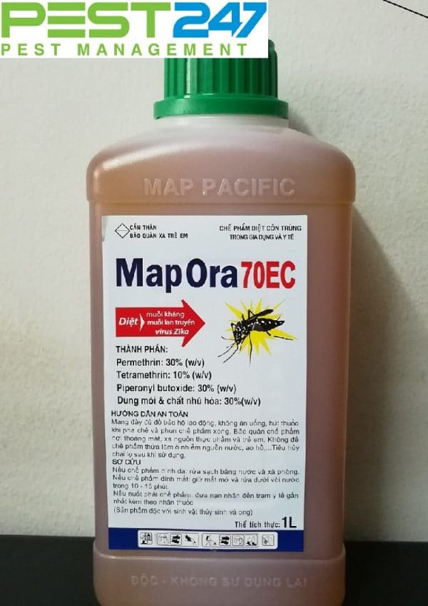 Thuốc diệt côn trùng Map Ora 70ec