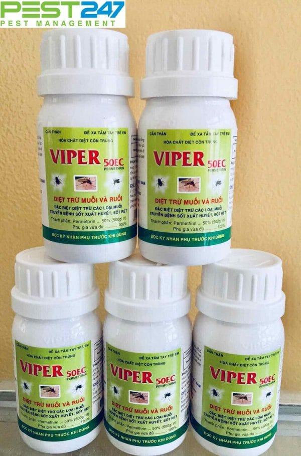 Thuốc diệt côn trùng Viper 50EC