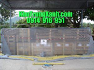 Quy Trình Hun trùng pallet gỗ - Khử trùng pallet gỗ xuất khẩu