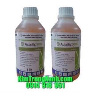 Thuốc diệt mọt lúa gạo hiệu quả - actellic 50 ec