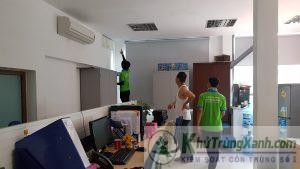 Kế hoạch kiểm soát côn trùng trong các tòa nhà , văn phòng