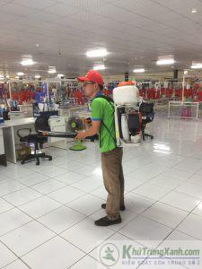 Kiểm soát côn trùng cho nhà máy doanh nghiệp sản xuất công nghiệp