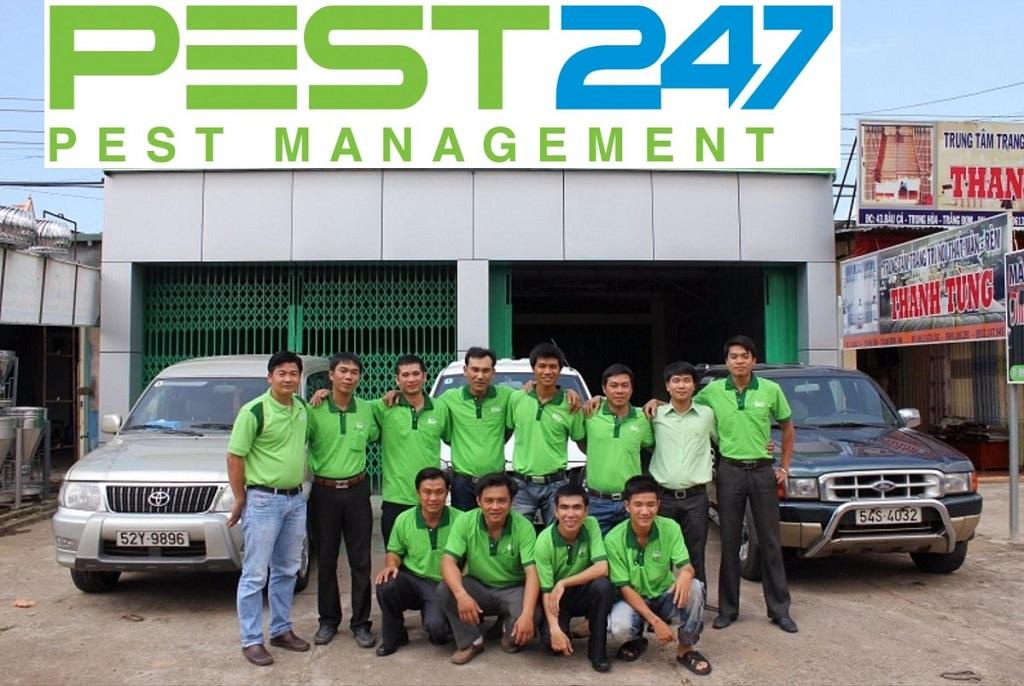 Công ty xử lý côn trùng, dịch hại chuyên nghiệp, hiệu quả tại Bình Thuận