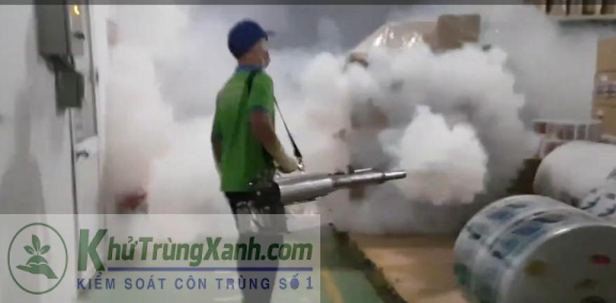 Công ty dịch vụ diệt côn trùng tại Thừa Thiên Huế