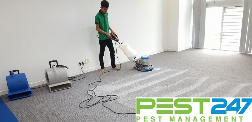 Dịch vụ vệ sinh công nghiệp hiệu quả