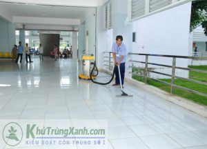 dịch vụ vệ sinh công nghiệp uy tín