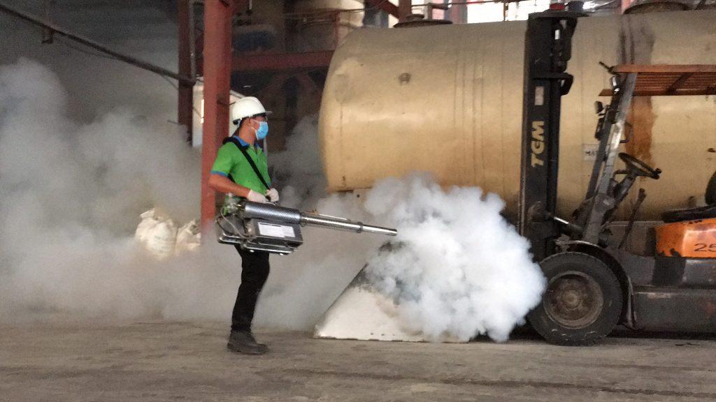 Công ty dịch vụ diệt côn trùng chất lượng tốt