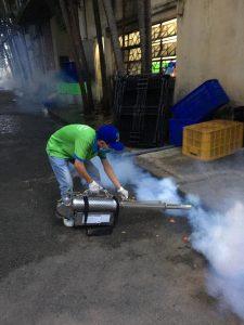Công ty dịch vụ diệt côn trùng tại Ninh Thuận