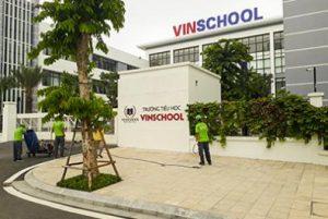 VinGroup - Diệt côn trùng cho Hệ thống trường VinSchool VinGroup