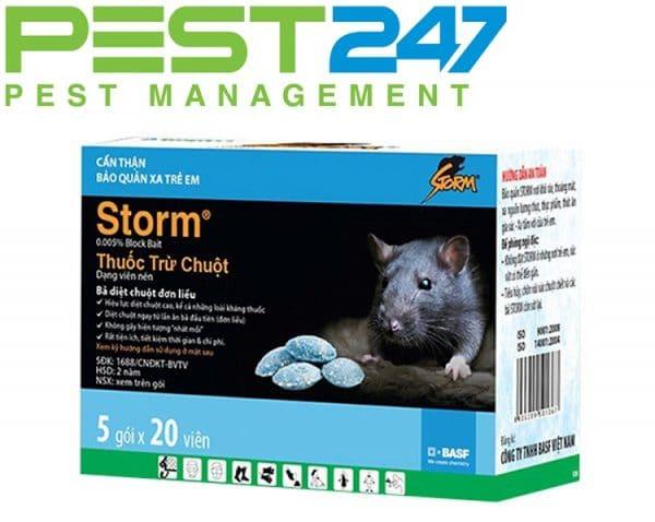 Thuốc diệt chuột Storm-1