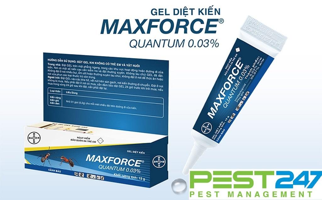 Thuốc trị kiến Maxforce Quantum
