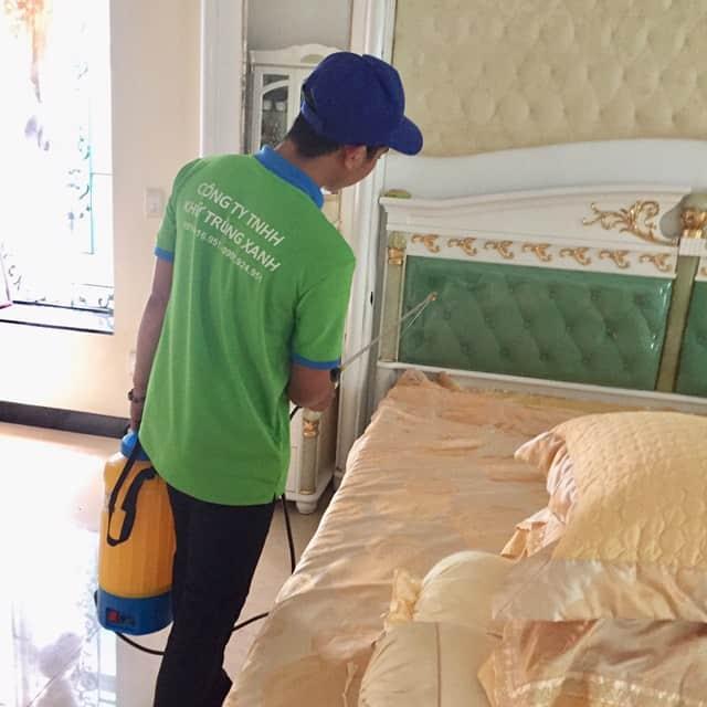 Kiểm soát côn trùng cho Hotel , khách sạn resort